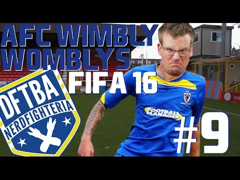 The Love Song of J. Alfred Prufrock: FIFA 16 Wimbly Womblys #9