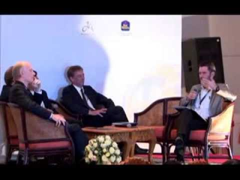 CEO Panel Discussion at Myanmar Hospitality and Tourism Conference