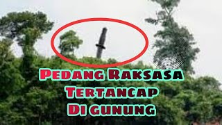 PEDANG RAKSASA CITATAH BANDUNG BARAT