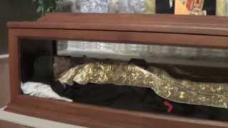 Acatistul Sfantului Ioan Iacob Hozevitul - Manastirea Hozeva (24 iunie 2013)