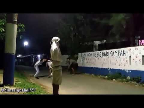 Tahan Tawa!! Kompilasi Prank Pocong Terlucu #8