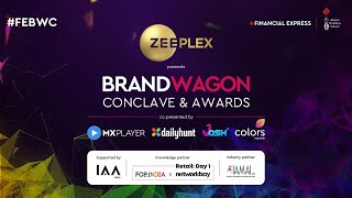 Brandwagon Conclave and Awards 2020 Day 1
