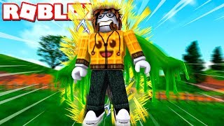 WHAT kind of POWER is this?!?! -Roblox Indonesia Power Simulator #1
