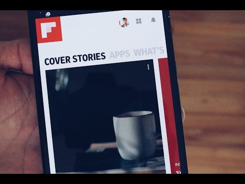 Flipboard 4.0 Update Review