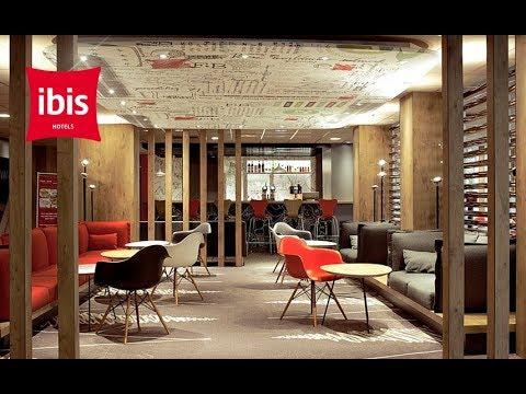 Discover Ibis Paris Porte D'Orleans • France • Vibrant Hotels • Ibis