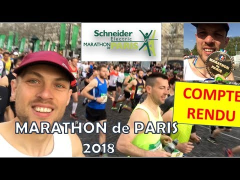 MARATHON DE PARIS 2018 - RECORD PERSONNEL !
