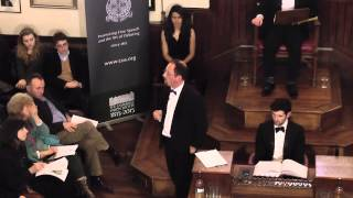 This House Believes Too Much Trust Is Placed In Science | The Cambridge Union