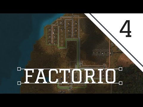 A SiC Play: Factorio - Trainworld #4: Automating Logistics And Defenses