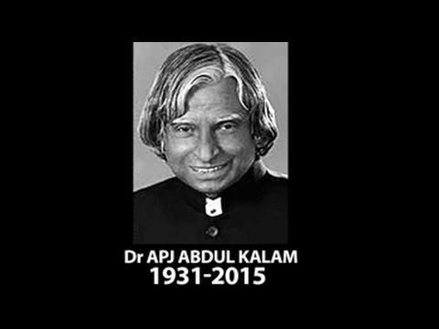 abdul kalam irst chancellor of It covers the last week current affairs in a comprehensive manner ensuring you prepare confidently for the  21-nov-2016 to 26-nov  (itr) at abdul kalam.