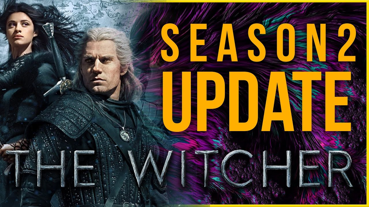 Netflix The Witcher - When is Season 2 Production Going To Resume? thumbnail