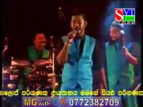 MG With OK Musical Band (M G Danushka)