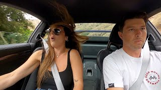 homepage tile video photo for Scaring my Girlfriend in the GT3RS! SKETCHY Canyon Backroads