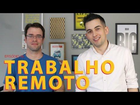 Trabalho remoto | E96 - MestreTV
