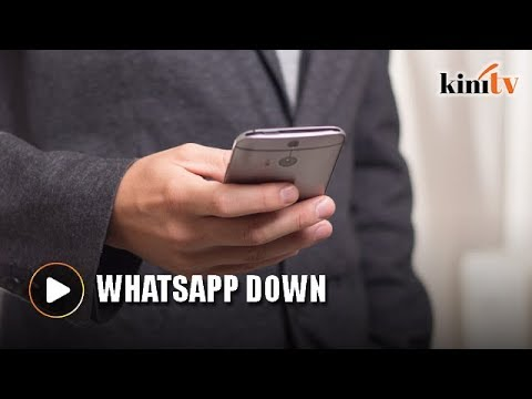 WhatsApp down in many parts of the world