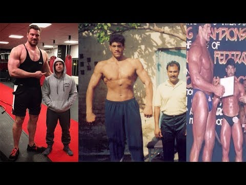 Top 5 Super  TALL Monsters / Bodybuilders Ever Ft. The Great Khali
