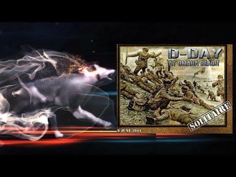 Настольная игра День-Д на Пляже Омаха (D-Day at Omaha Beach). Часть 1. Расклад игры