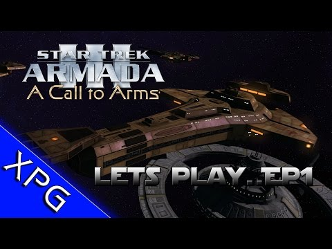 Lets Play...Star Trek Armada 3: A Call to Arms - Dominion Vs Fed Ep 1 (Release DATE ANNOUNCED!)