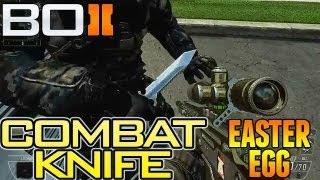 """BO2 - Combat Knife Easter Egg"" (Black Ops 2 Secrets)"