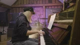 Una Unda Sālava - Mad World (Gary Jules, Michael Andrews) Piano Cover