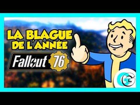 Fallout 76 : La Blague De L'année | Le Show De JB #2