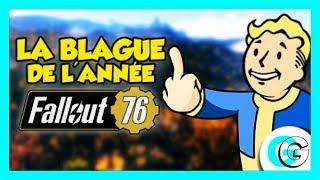 Fallout 76 : La blague de l'année | Le Show de JB #2 - CANAL+