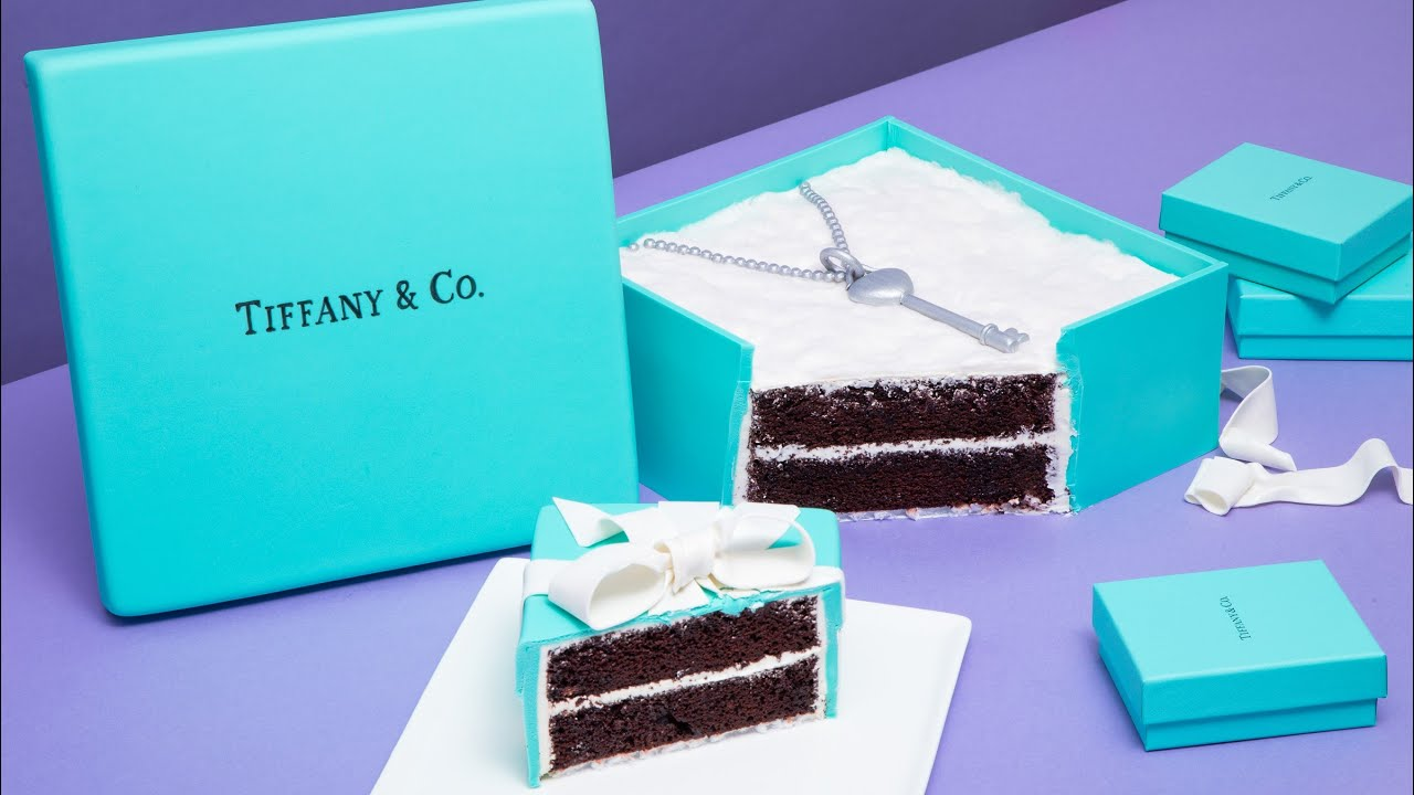 Tiffany Box CAKE! & More Birthday Cake Ideas | How To Cake It Step By Step