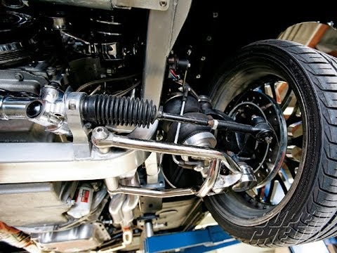 SUSPENSION DE CHEVY CAMBIO DE BUJES - YouTube