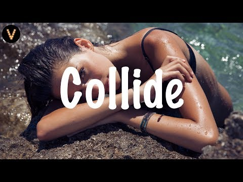 Vicetone - Collide (Lyrics / Lyric Video) Lowkey Remix feat. Rosi Golan