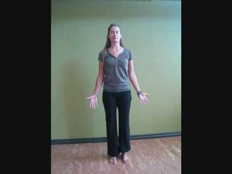 How to Practice Yoga Asana: Mountain Pose