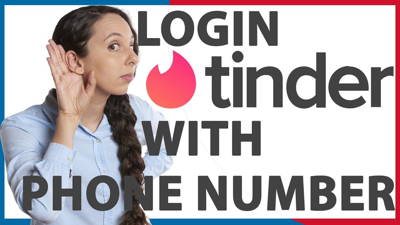 Login tinder without Register Tinder