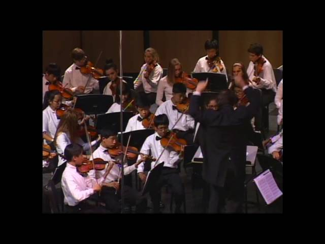 08   Holmes Advanced Orchestra   Elsa's Procession to the Cathedral from Lohengrin Wagner