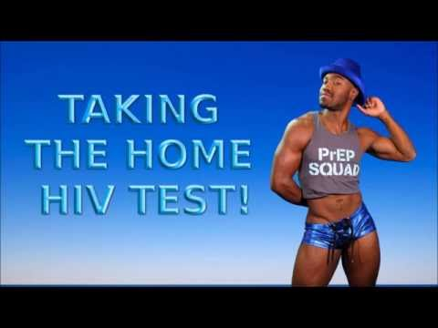 PrEP SQUAD: Taking a Home HIV Test