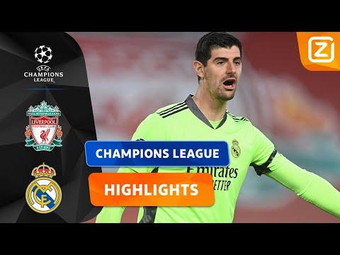 COURTOIS SPEELT GEWELDIG! 🇧🇪🧤   Liverpool vs Real Madrid   Champions League 2020