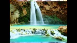видео Водопад Хавасу