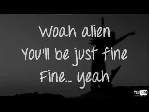Thriving Ivory  Alien lyrics