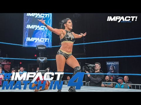 Tenille Dashwood's In-Ring Debut vs Kiera Hogan! | IMPACT! Highlights Sep 13, 2019 from YouTube · Duration:  3 minutes 51 seconds