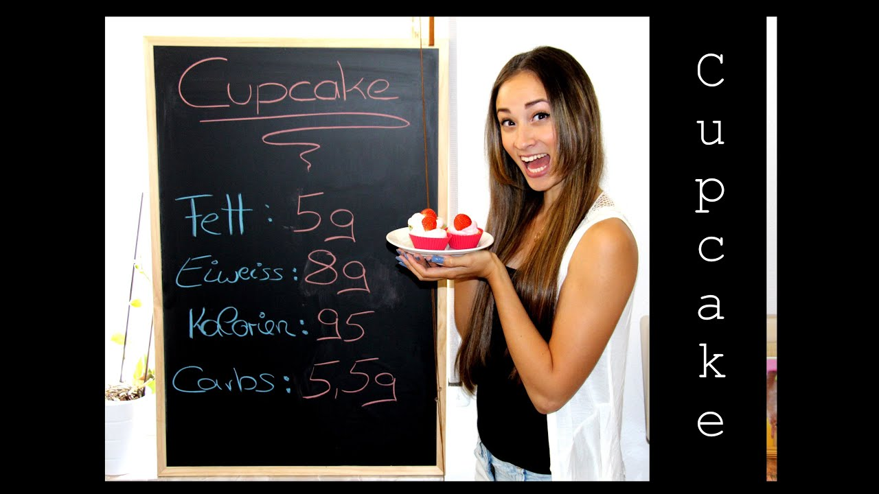Cupcake Rezept Low Carb Gesundes Backen Fitness Protein