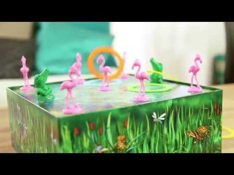 """Настольная игра """"Ringo Flamingo"""" от Ravensburger"""