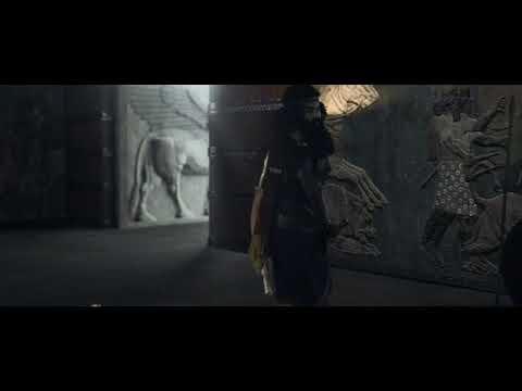 Царь Ассирии Сеннахирим готовится к нападению на Иерусалим