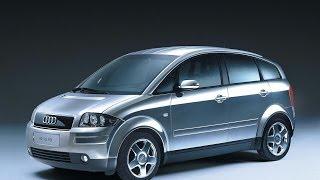 Обзор автомобиля Ауди А2 (Audi A2) часть 3