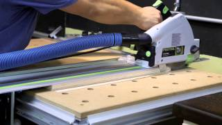 Building A Slab Plywood Door With The Festool System, Part I (mft/3, Ts-55r)