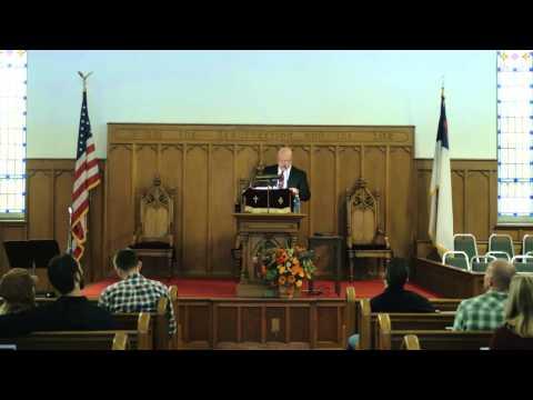 Sermon Sketch of Robert Annan by Tony Miano - The Herald Society Philadelphia