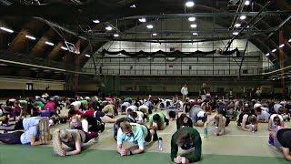 Американских студентов поощряют вести здоровый образ жизни (новости)