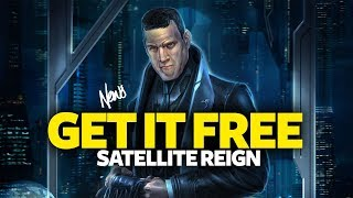 Get Free PC Game Satellite Reign - Free Steam PC Game (For LifeTime)