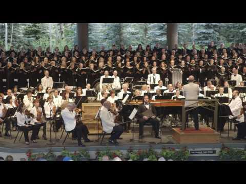 Dallas Symphony Orchestra performs Carmina Burana at Bravo! Vail