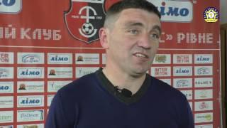 Руслан Костишин: «Долю матчу вирішили мікроепізоди»