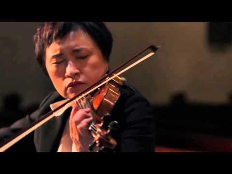 [정경화 KyungWha Chung] 바흐: 샤콘느 Bach: Chaconne from Partita No 2 in d minor, BWV1004