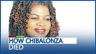 How Angela Chimbaloza Died