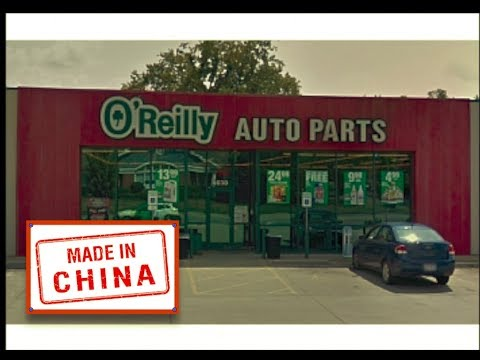 Part 2 Why You Should NOT Buy Car Parts At AutoZone O'reilley Auto Parts or Advanced Auto parts