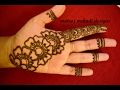 simple easy mehndi designs for hands mehndi designs for hands for begineers